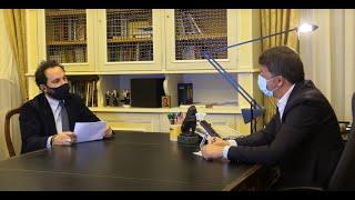 Intervista integrale di Matteo Renzi a Report del 30 aprile 2021