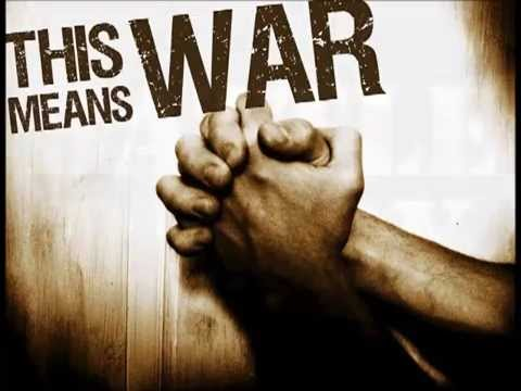We're Waging War Against the Enemy! (Ephesians 6:12)