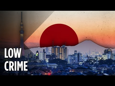 Why Japan's Crime Rate Is So Low