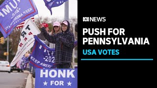 Pennsylvania shaping up as a crucial state in US election | ABC News
