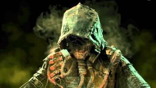 Batman: Arkham Knight: Scarecrow reveal trailer segment E3 2014.