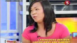FACE TO FACE ON TV5 EPISODE 162 - LASENGGONG BEKIMON, LAGING AWAY ANG HAMON?! (1/4)