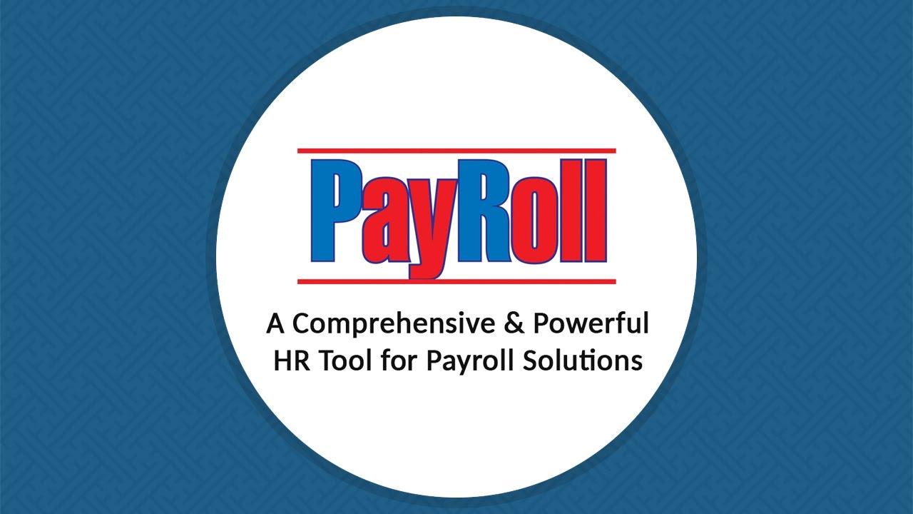 Gen Online Payroll Software for HR and Employees   SAG Infotech
