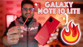 Samsung Galaxy Note 10 lite | First Impressions!