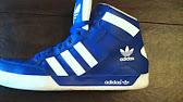 size 40 13168 bdc1d Adidas Court Attitude High Sneakers black  Sooco - YouTube