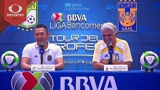 Día de medios | Tigres vs León - Final Clausura 2019 | Televisa Deportes