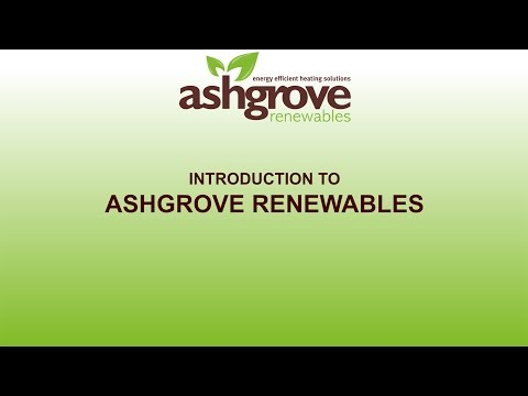 Introduction to Ashgrove Renewables