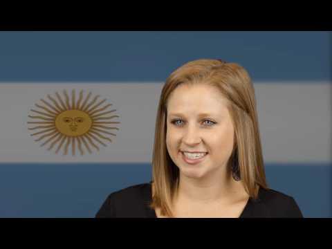 Serving in Mar del Plata, Argentina