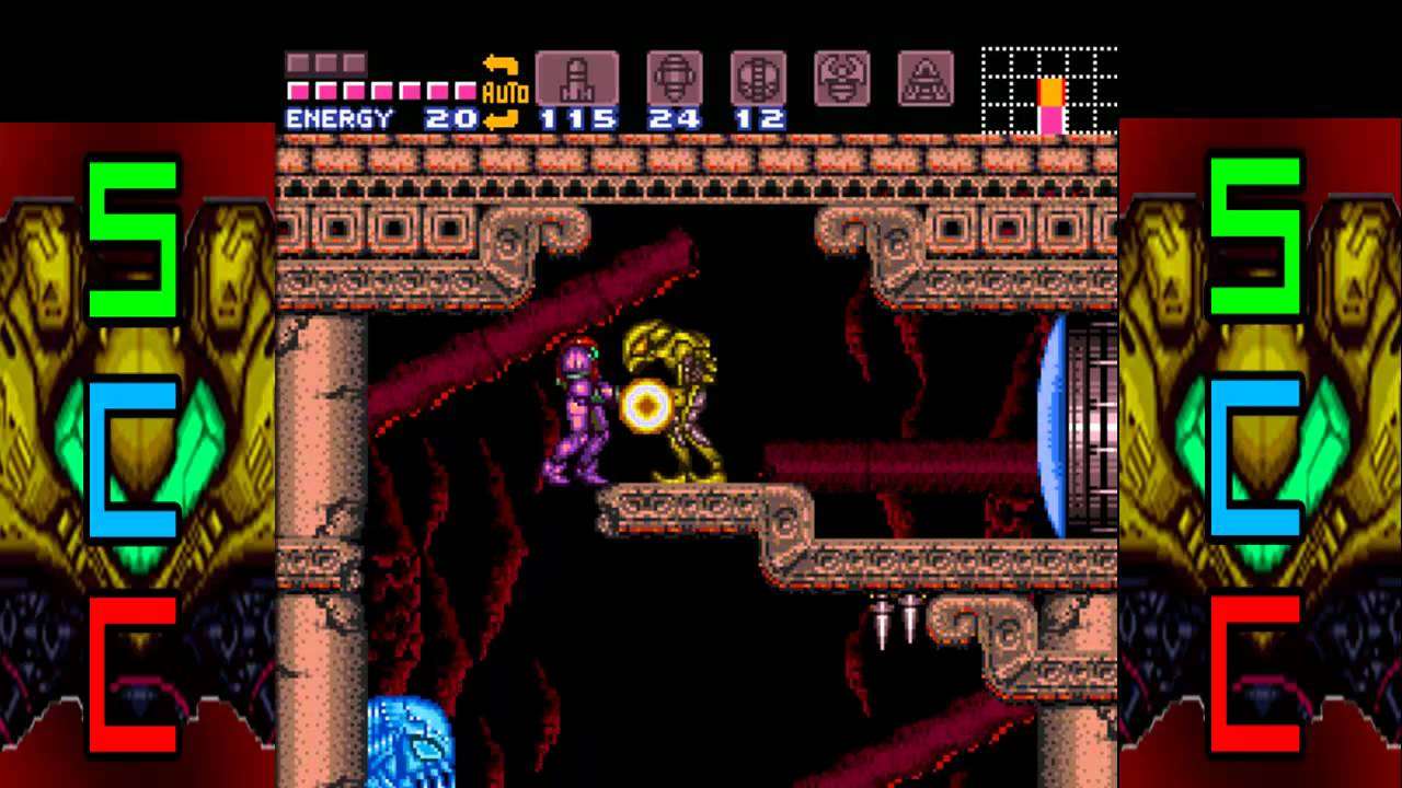 Super Metroid - 27 - Ridley Guards Must Die