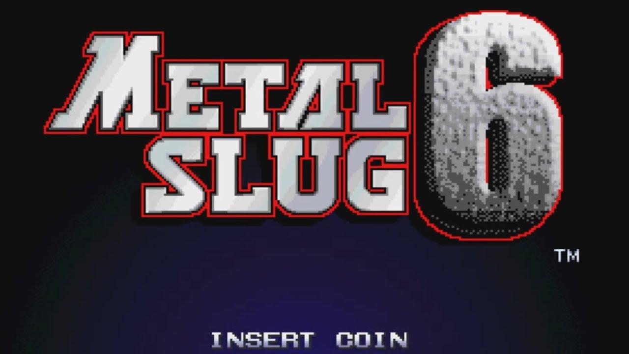 metal slug 6 neoragex