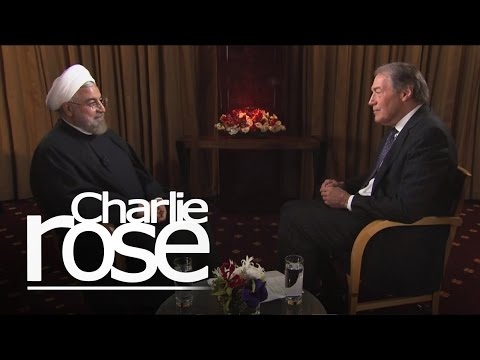 Hassan Rouhani on Iran and the U.S. (Sept. 24, 2014) | Charlie Rose