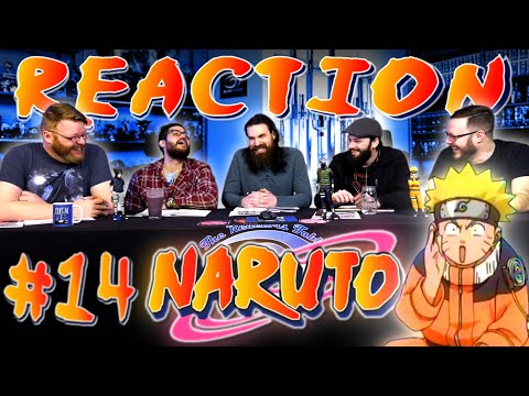 """Naruto #14 REACTION!! """"The Number One Hyperactive, Knucklehead Ninja Joins The Fight!"""""""