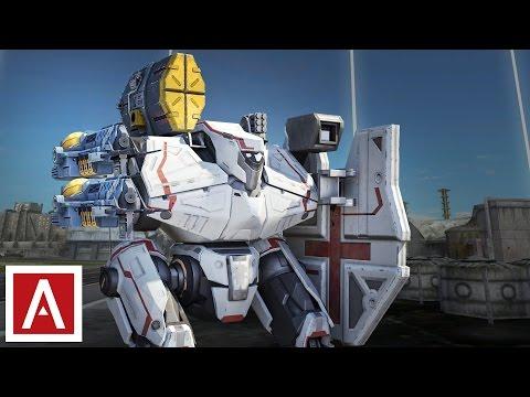 Galahad Orkan/Magnums - War Robots Gameplay