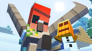 🥊 GOLEM FIGHT | Minecraft Life | Minecraft Animation