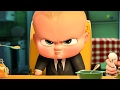 THE BOSS BABY 'We Need To Talk' Movie Clip + Trailer (2017)