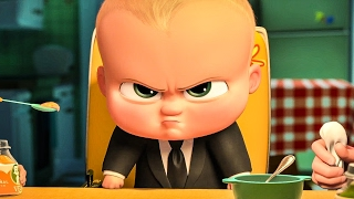 We Need To Talk Scene - THE BOSS BABY (2017) Movie Clip