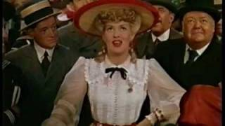Coney Island (1943) Betty Grable -- Some Scenes