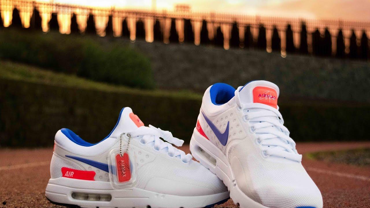 98f34fbe522e Nike Air Max Zero QS - YouTube