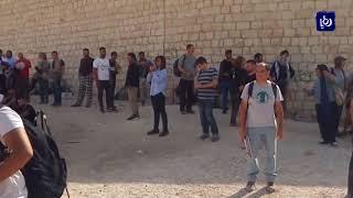 إصابات واعتقالات عقب اقتحام قوات الاحتلال قرية الخان الأحمر - (15-10-2018)