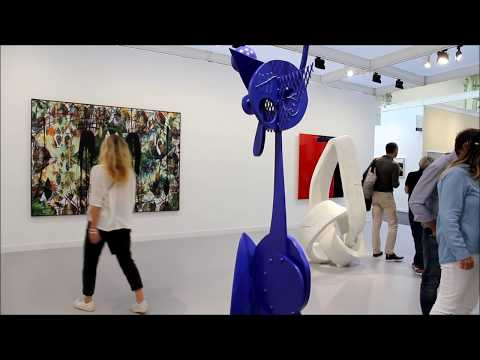 FIAC PARIS 2017 - Contemporary Art Contemporain Paris sculptures