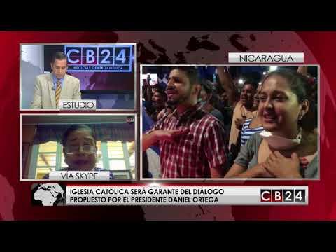 Oposición denuncia que no hay garantías para diálogo en Nicaragua
