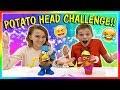 POTATO HEAD ART CHALLENGE We Are The Davises mp3