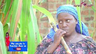 The sugarcane eater. Kansiime Anne. African comedy.