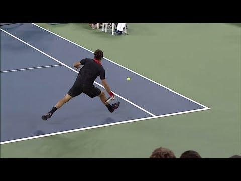 Roger Federer vs. Soderling (2009 US Open)