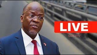 #LIVE: RAIS MAGUFULI AKIZINDUA GHALA NA MITAMBO YA KUCHAKATA GESI KIGAMBONI