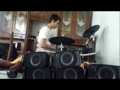 Umut Kaya - Mor Yazma Drum Cover (Ahmet Köse)