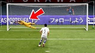 РОНАЛДУ ПОСТАВИЛИ НА ВОРОТА, И ОН ВСЕХ УДИВИЛ I FIFA 19 ЭПИЧНАЯ БИТВА