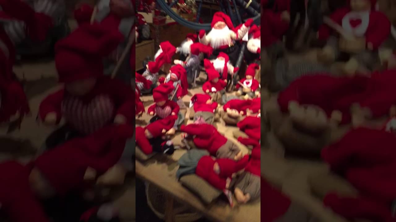 Christmas Shop in Drobak Norway! - YouTube