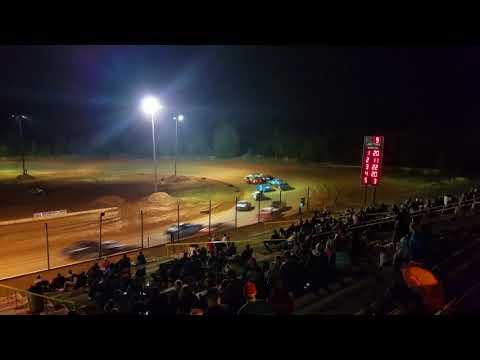 Pure Stock Feature 2/17/18 Southern Raceway, Milton, Florida