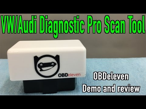OBDeleven ~ Is A  VW Audi Scanner For $60 Worth It?