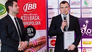 Nagroda specjalna portalu OstrowMaz24.pl dla Grzegorza Gamdzyka