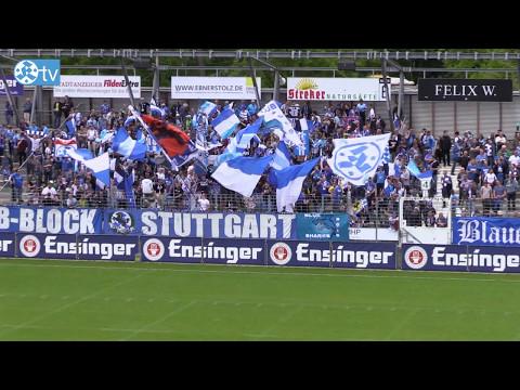 37. Spieltag: Stuttgarter Kickers vs. Eintracht Trier - Spielbericht+Interviews