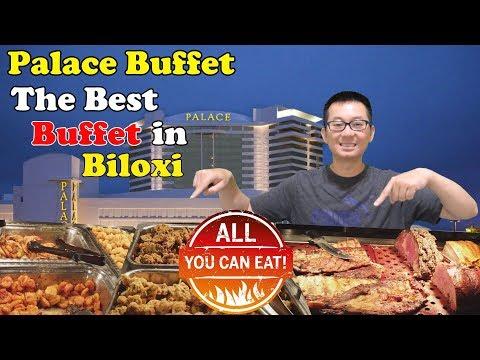 The Best Buffet In Biloxi @ Palace Buffet   Palace Casino Resort   Biloxi   Mississippi