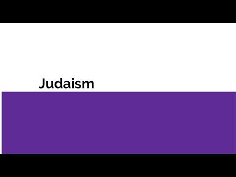 Short History of Judaism?