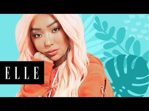 Trans Star Nikita Dragun Writes a Letter to Her Younger Self |  ELLE | Fashion For All