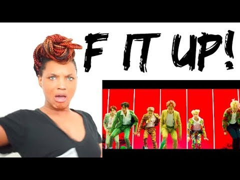 BTS (방탄소년단) 'IDOL (Feat. Nicki Minaj)' Official MV REACTION