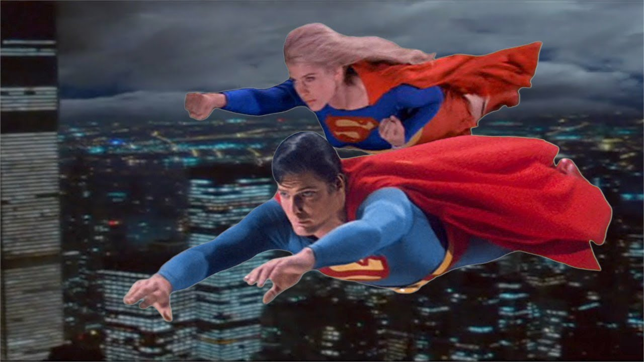 Superman and Supergirl - YouTube