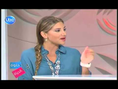 Dietitian Christelle Bedrossian, Social pressure and Eating Habits, LBC, Beirut-Lebanon