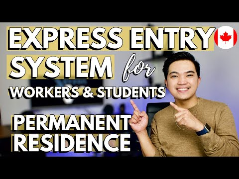 WHAT IS STEP BY STEP PROCESS OF EXPRESS ENTRY SYSTEM: PR Pathway In Canada For Workers And Students