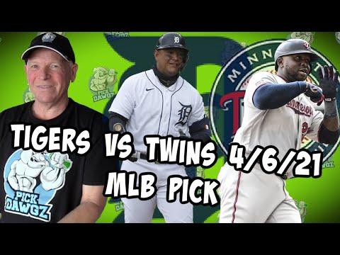 Detroit Tigers vs Minnesota Twins 4/6/21 MLB Pick and Prediction MLB Tips Betting Pick