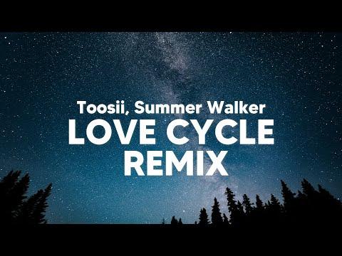 Toosii – Love Cycle Remix (Clean – Lyrics) ft. Summer Walker
