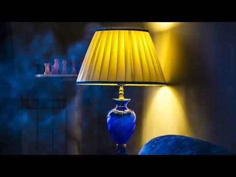 Производство настольных ламп и бра как бизнес идея