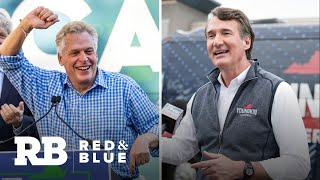 Virginia governor's race virtually tied as campaign enters final week