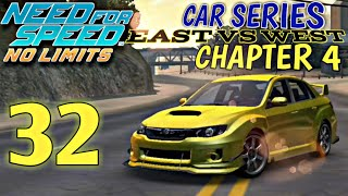 NEED FOR SPEED No Limits - Car Series : East Vs West - Chapter 4 | Episode 32