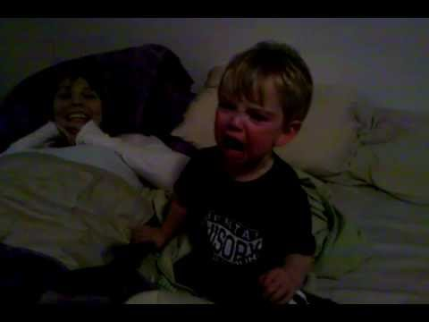 William gets scared of Toy Story 3 monkey. Dec 20, 2011 ...