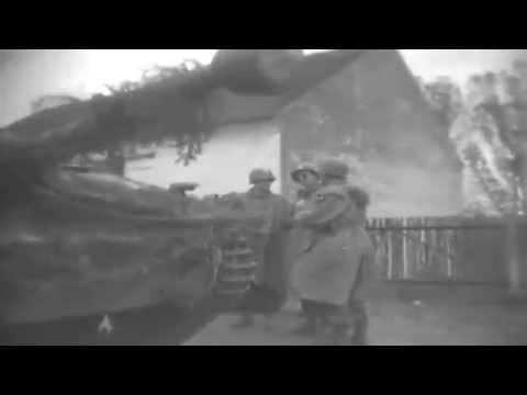 German Surrender, Staad Stad, Czechoslovakia, 05/06/1945 @ SMKR
